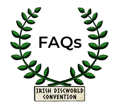 About the convention - FAQ